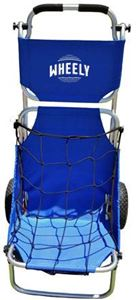 Picture of כסא נוח מתקפל על גלגלים