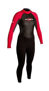 Picture of חליפת גלישה 3/2 ארוכה ג'י פורס נשים