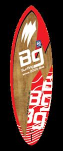 Picture of Bg - Frantic Bamboo - SUP - פרנטיק במבו
