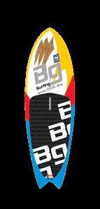 Picture of Bg - Retro - SUP - רטרו