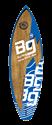 תמונה של Bg - Gladiator Bamboo - SUP -  גלדיאטור - במבו