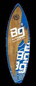 Picture of Bg - Gladiator Bamboo - SUP -  גלדיאטור - במבו
