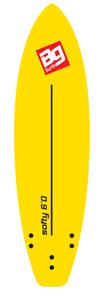 Picture of 6'6 גלשן סופט מידה ' BG