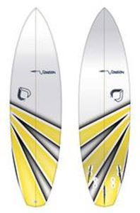 Picture of Rawson Surfboard