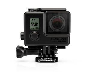 Picture of מארז שחור מט למצלמת גופרו GoPro