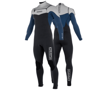 Picture of STAR- FULLSUIT DOUBLE FRONT-ZIP 3/2