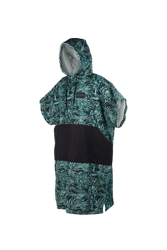 תמונה של PONCHO GREEN ALLOVER פונצ'ו