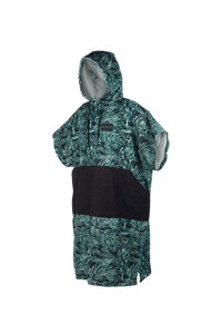 Picture of PONCHO GREEN ALLOVER פונצ'ו